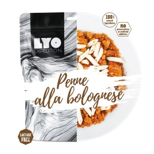 Lyo Food Penne Bolognese 500g big pack