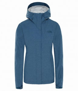 Kurtka Damska The North Face Venture 2 blue wing teal heather
