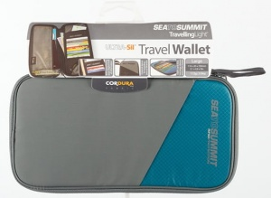Portfel Sea To Summit Travel Wallet RFID S blue