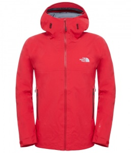 Kurtka Męska The North Face Point Five Jacket high risk red  XL