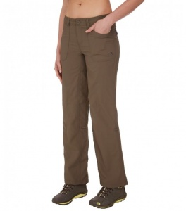Spodnie Damskie The North Face Horizon Tempest Pant  weimaraner brown