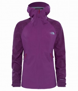 Kurtka Damska The North Face Keiryo Diad Jacket wood violet L