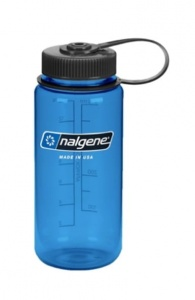 Butelka Nalgene Everyday wide mouth 0,5L blue