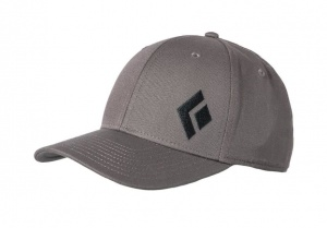 Czapka Black Diamond LOGO HAT ash
