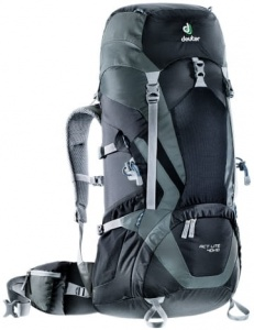 Plecak Deuter ACT Lite 40+10 black-granite
