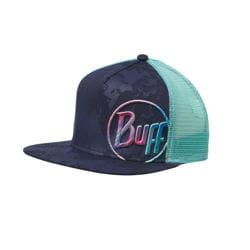 Czapka Buff Trucker Cap shining navy