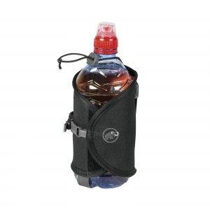 Uchwyt na butelkę Mammut ADD-ON BOTTLE HOLDER black