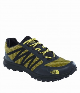 Buty Męskie The North Face  Litewave Fastpack  black/yellow