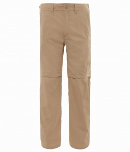 Spodnie Męskie The North Face Horizon Convertible Pant EU dune beige/dune beige REG