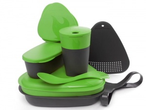 Zestaw naczyń Light My Fire MealKit 2.0 green