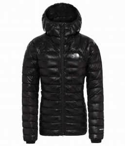 Kurtka Damska The North Face Summit L3 Down Hoodie tnf black/tnf black