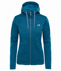 Bluza Damska The North Face KUTUM blue coral heather XS