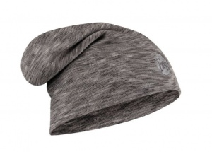 Czapka Buff WOOL HAT HEAVY LOOSE fog grey multi