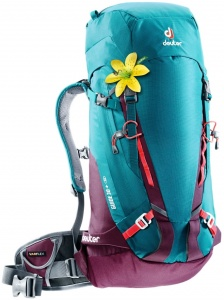 Plecak Deuter Guide 30 SL petrol-blackberry
