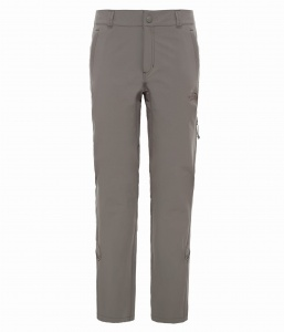 Spodnie Damskie The North Face Exploration Pant weimaraner brown 12