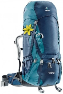 Plecak Deuter Aircontact 70+10 SL midnight-denim