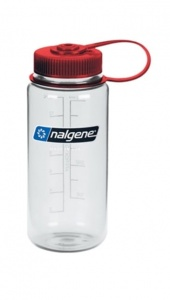 Butelka Nalgene Everyday wide mouth 0,5L clear