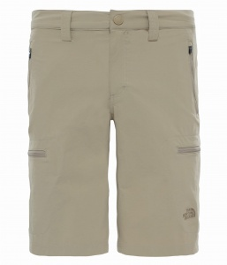 Spodenki Męskie The North Face EXPLORATION SHORT dune beige 38