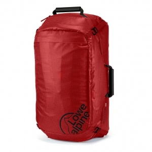 Torba Lowe Alpine AT Kit Bag 40 pepper red/black