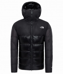 Kurtka The North Face Summit L6 Down Belay Parka tnf black/tnf black