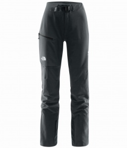 Spodnie damskie The North Face Summit L4 Soft Shell Pant turbulence grey
