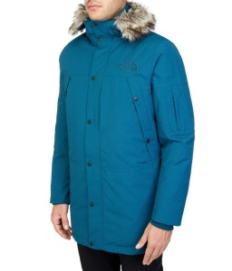 Kurtka Męska The North Face Orcadas Parka 2 Monterey Blue