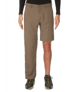 Spodnie Męskie The North Face Horizon Convertible Pant EU weimaraner brown