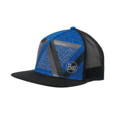 Czapka Buff Trucker Cap  optic block cape blue