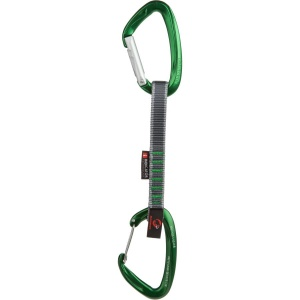 Ekspres Mammut CRAG INDICATOR straight/wire green 10cm