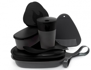 Zestaw naczyń Light My Fire MealKit 2.0 black