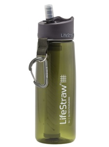 Filtr do wody z Butelką LifeStraw Go 2-stage green