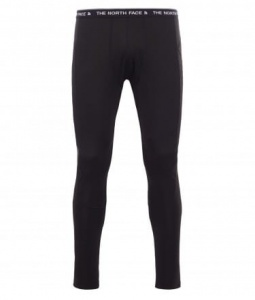 Kalesony Męskie The North Face  Warm Tights black