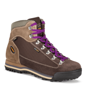 Buty Damskie Aku ULTRA LIGHT Micro GTX brown/violet