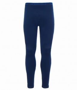Kalesony Męskie The North Face HYBRID Tights cosmic blue