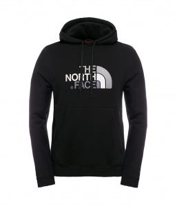 Bluza The North Face Drew Peak Pullover tnf black/tnf black