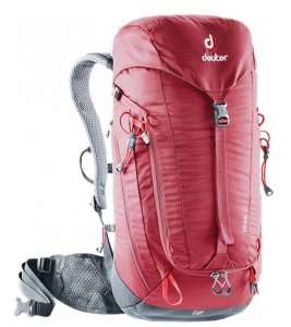 Plecak Deuter Trail 22 cranberry-graphite