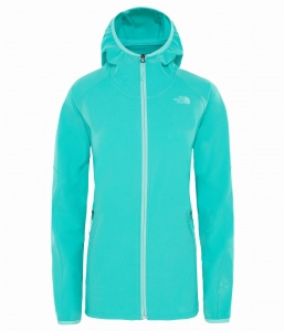 Softshell Damski The North Face Apex Nimble Hd ion blue