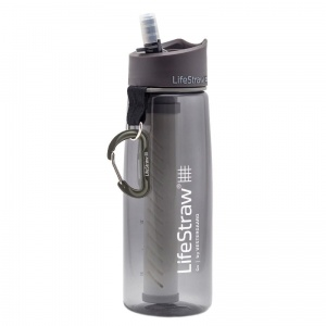 Filtr do wody z Butelką LifeStraw Go 2-stage grey