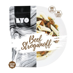 Lyo Food Strogonow 370g small pack