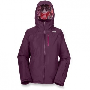Kurtka Damska The North Face Snow Cougar crushed plum M
