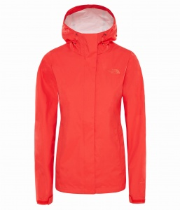 Kurtka Damska The North Face Venture 2 juicy red
