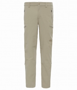 Spodnie Męskie The North Face Exploration Pant dune beige 32