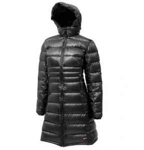 Płaszcz Damski Yeti Faith Coat black black Extra Small