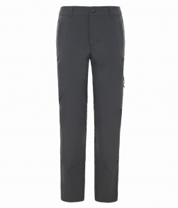 Spodnie Damskie The North Face Exploration Pant asphalt grey