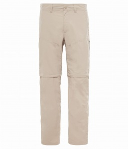 Spodnie Męskie The North Face Horizon Convertible Pant EU dune beige SHT
