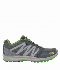 Buty Męskie The North Face  Litewave Fastpack  GTX grey/green