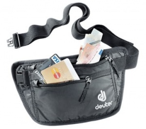 Saszetka Deuter Security Money Belt I black