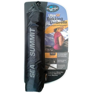Parasol Sea To Summit Ultra-Sil Trekking Umbrella black