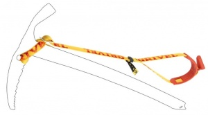 Smycz Grivel Long Leash