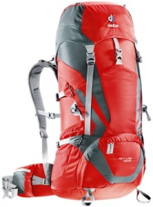 Plecak Deuter ACT Lite 40+10 fire-granite